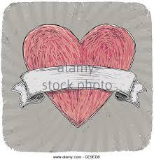 gothic heart tattoo stock photos u0026 gothic heart tattoo stock