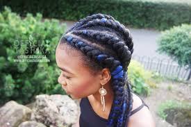 ghanians hairstyle black and blue ghanian cornrows officialtashika hair styles