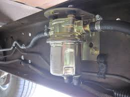 Old Ford Truck Diesel Conversion - electric fuel pump conversion pics ford truck enthusiasts forums