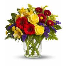 Cut Flower Garden by Denton Florist Flower Delivery By Flowergarden