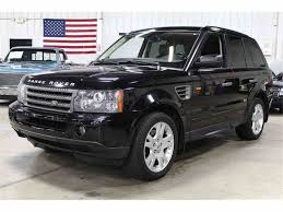ranger land rover 2006 land rover range rover hse for sale classiccars com cc