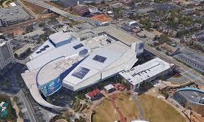 Georgia Aquarium Floor Plan Fibertite Hybrid Multi Ply Roofing System