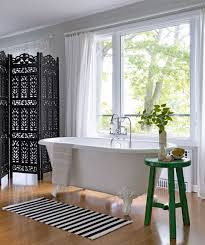 bathroom ideas and designs clawfoot tub in tiny bathroom design ideas small shower designs