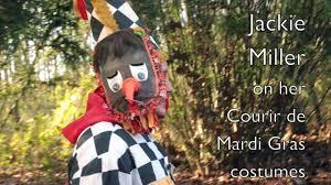 cajun mardi gras costumes jackie miller on courir de mardi gras costumes