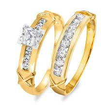wedding ring sets his and hers cheap wedding rings cheap bridal jewelry sets antique gold bridal sets