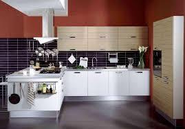 awesome black and white kitchen backsplash