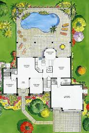 house plans with pool house guest house the essex abodesense