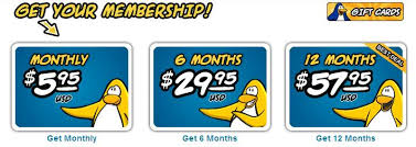 club penguin gift card july 2007 club penguin assisstance guide