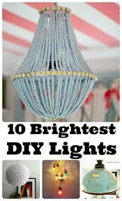 Diy Chandelier Lamp 10 Great Diy Chandelier Ideas Lamps Plus