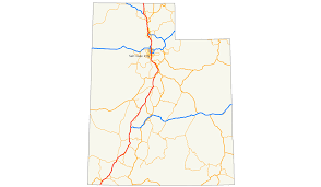 Midway Utah Map by Interstate 15 In Utah Wikipedia