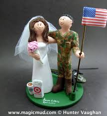 army cake toppers army pilot with blackhawk helicopter wedding cake topper army