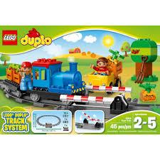 lego duplo town push train building set 10810 walmart com