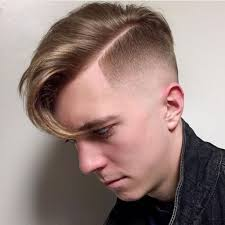 shaved sides haircut square face shaved side part men hipster haircuts pinterest hipster