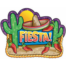 Mexican Party Flags Mexican Fiesta Party Cutouts Party Supplies