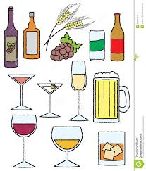 cartoon alcohol bottle cartoon alcohol related items stock images image 23888144
