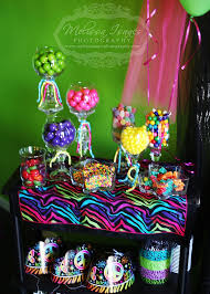 Birthday Candy Buffet Ideas by Birthday Candy Table Melissa Isaacs Photography Pinterest