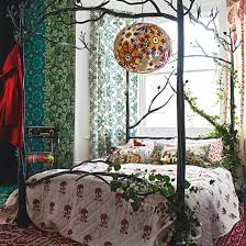 Forest Canopy Bed Woodland Design Room Ideas Home Trends Woodland Bedroom