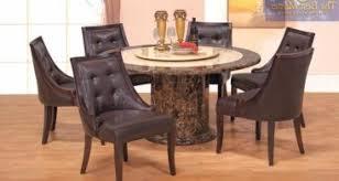 7 piece round dining room set rickevans homes modloft astor dining