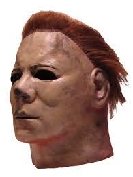 michael myers mask halloween costume halloween ii michael myers mask halloween accessory