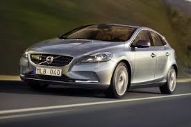 volvo v40 d2 es review auto express