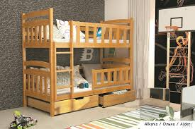 kacper bunk bed two floor children beds poland bms sale furniture bed two floor bunk children bms group kacper poland