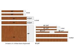 Plans For Wood Platform Bed by How To Build A Modern Style Platform Bed How Tos Diy