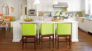 large kitchen island ideas stylish kitchen island ideas southern living