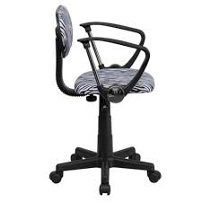 Zebra Print Desk Chair Chairs Various Interior On Zebra Office Chair Print Furniture