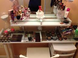 Ikea Vanity Table by Do It Yourself Ikea Makeup Vanity Mugeek Vidalondon