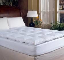 100 cotton mattress toppers ebay