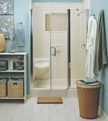 a bath fitter shower glass door can give your bathroom such a