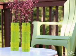 Vase Home Decor 10 Diy Vases That Give Flowers A Cozy And Fun Home