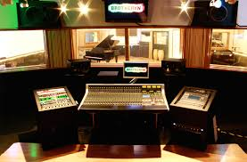 studio workstation desks brotheryn studios gears up with ssl aws 900 and x desk solid