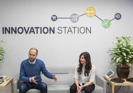 innovation stations spur new ideas at synchrony financial