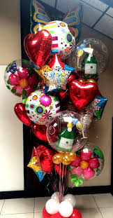 next day balloon delivery 100 flower balloon bouquet balloons delivered dunellen nj