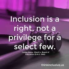 quotes about education and kindness inclusion quotes collection one think inclusive