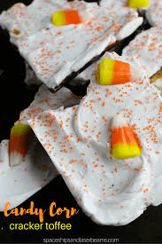 candy corn cracker toffee spaceships and laser beams