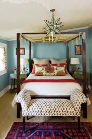 beautiful blue bedrooms southern living bohemian blue bedroom