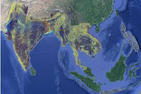 satellite maps 2015 irri satellite imagery to soon enable large scale monitoring of