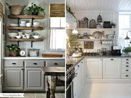 kitchen open shelves ideas rustic kitchen shelving ideas thelodge club