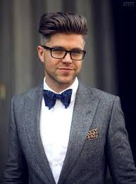 mens hairstyles undercut side part the choices between buzz cut and side part hairstyle 17