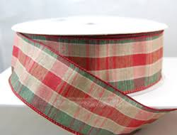 wired christmas ribbon christmas ribbon velvet and specialty