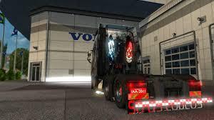 volvo 800 truck volvo fh16 2013 edit brasileiro v2 0 truck euro truck simulator 2