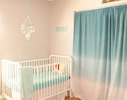 Little Mermaid Window Curtains by Life With Vida Vida U0027s Mermaid Nursery