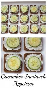 cucumber sandwich appetizers sandwich appetizers cucumber