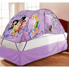 bed tent with light disney fairies bed tent with push light walmart com