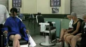 women haircutting in prison girl headshave in prison video dailymotion