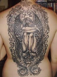 Tattoo Ideas Of Angels Angel Tattoo Designs And Ideas For Men And Women Angel Tattoo