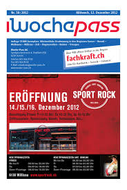 woche pass kw50 15 dezember 2012 by woche pass ag issuu