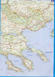 Greece Map Blank by Maps Of Greece